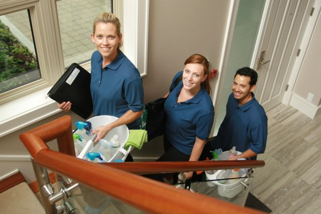 residential housekeeping